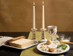 Passover-Table