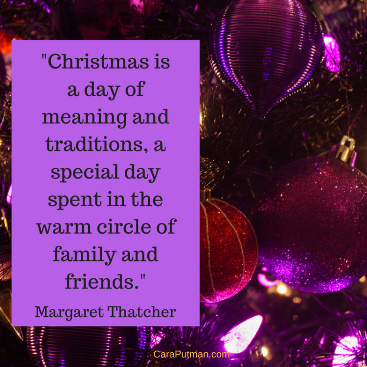 Christmas Quotes Giveaway Caraputman